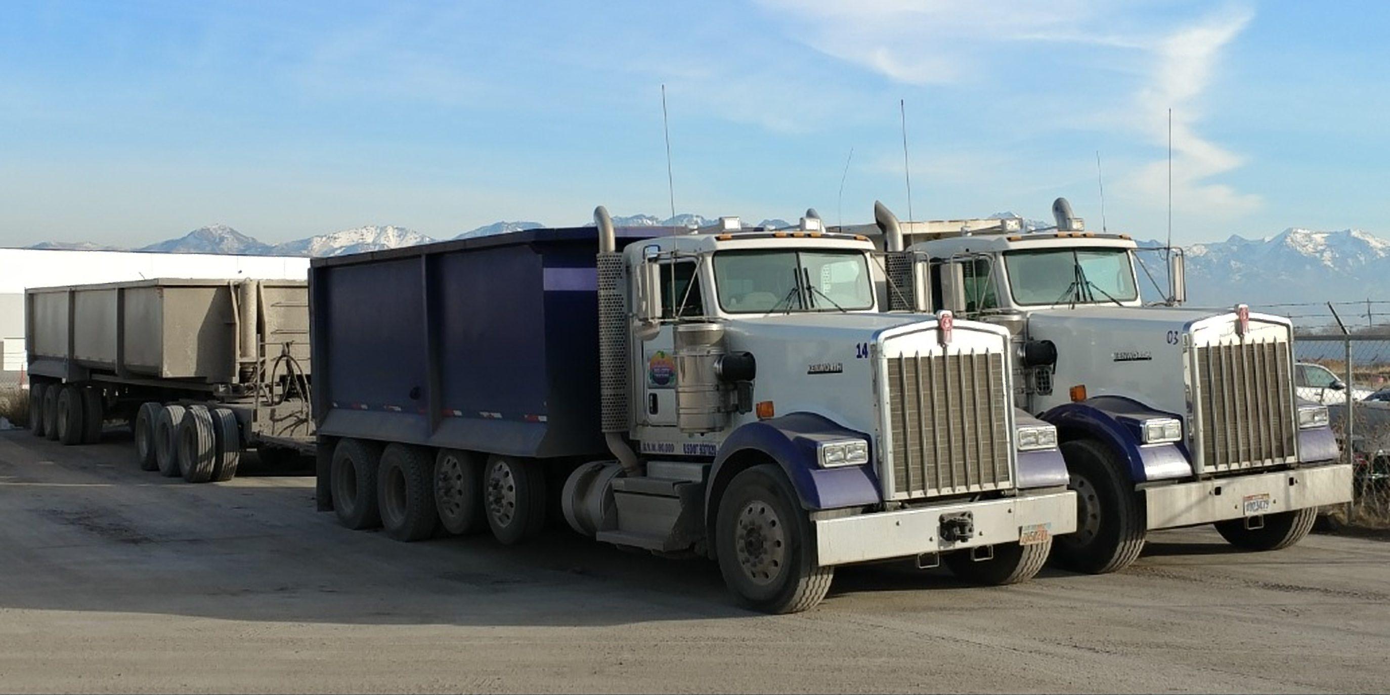 End Dump Truck >> End Dump Truck Service Western Big City Companies